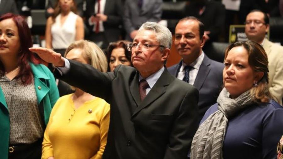 Leopoldo Vicente Melchi es elegido presidente de la CRE