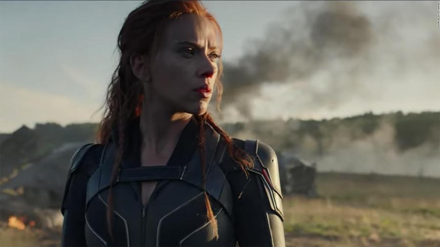 Revelan nuevo avance de 'Black Widow'