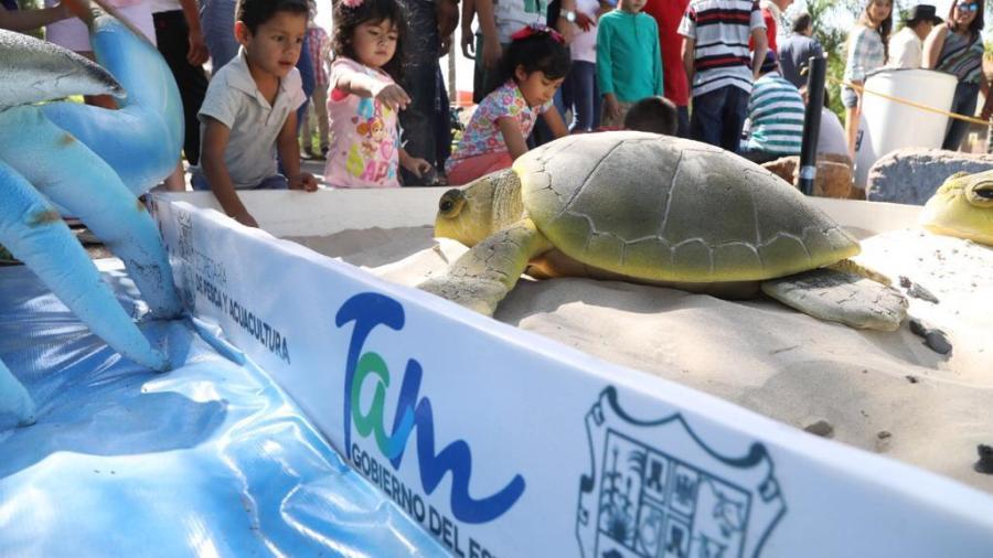Tamaulipas, estado invitado en la Feria de San Marcos 2019