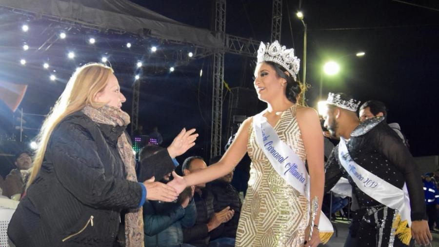 "Miles de altamirenses disfrutan del ""Carnaval Altamira 2019"""