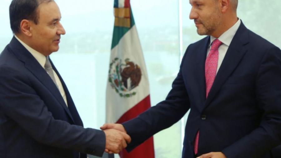 Alejandro Robledo es nombrado nuevo subsecretario de la SSPC