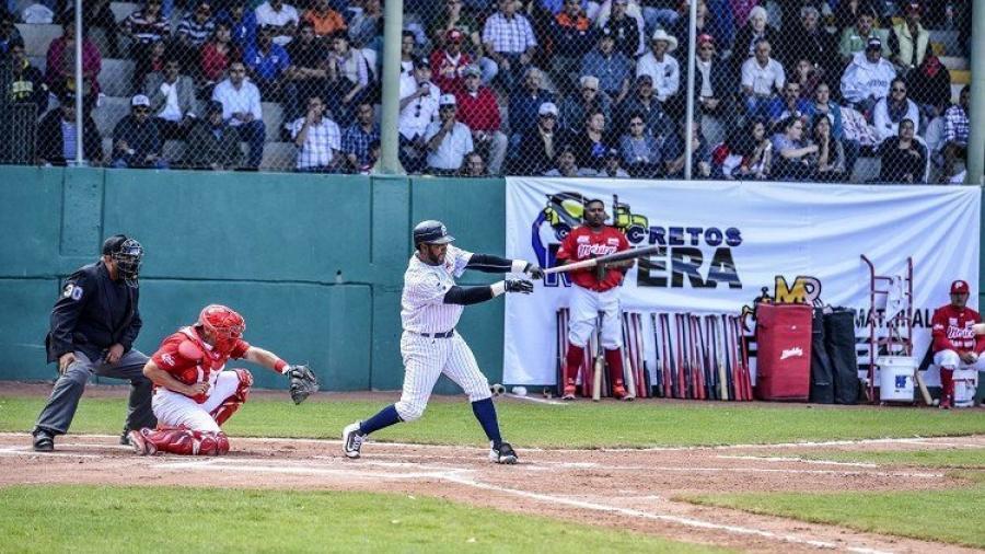 Sultanes de Monterrey ganan a Diablos Rojos del México