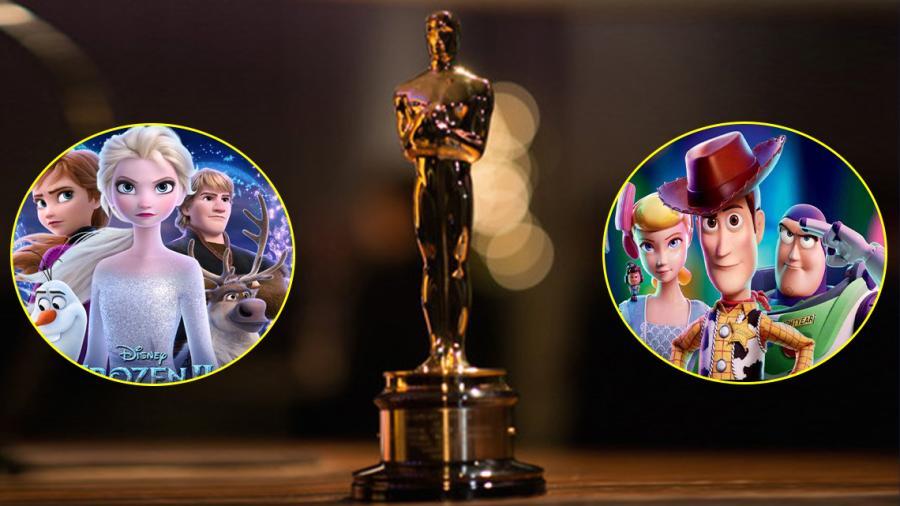 """""""Toy Story 4"""" y  """"Frozen 2"""", entre las películas animadas nominadas al Oscar"""