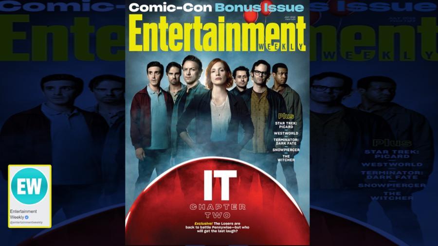 Entertainment Weekly revela nuevas imágenes de 'It Capítulo 2'