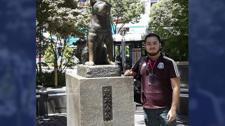 Reynosense seleccionado como voluntario en JJ. OO. Tokio 2020 recauda fondos para estadía