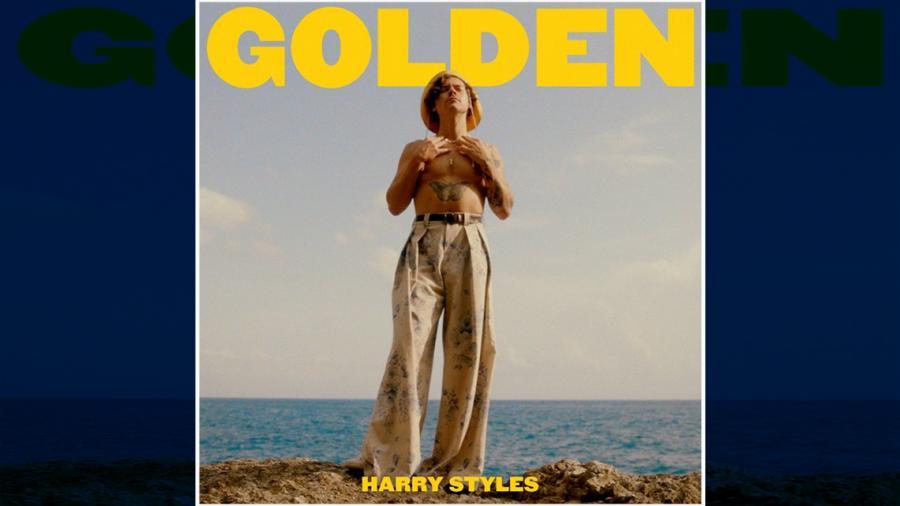"""Harry Styles sorprende a fans con el primer adelanto de su video """"Golden"""""""