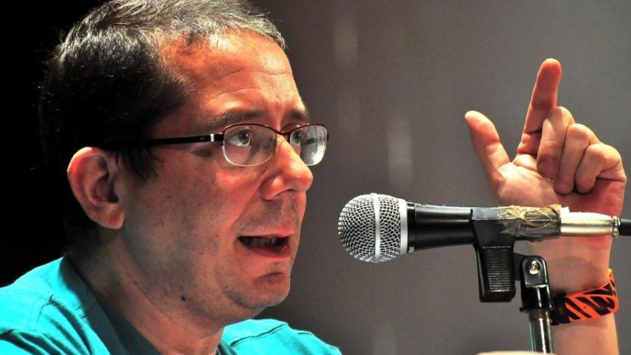 Jenaro Villamil es presidente del Sistema Público de Radio y TV
