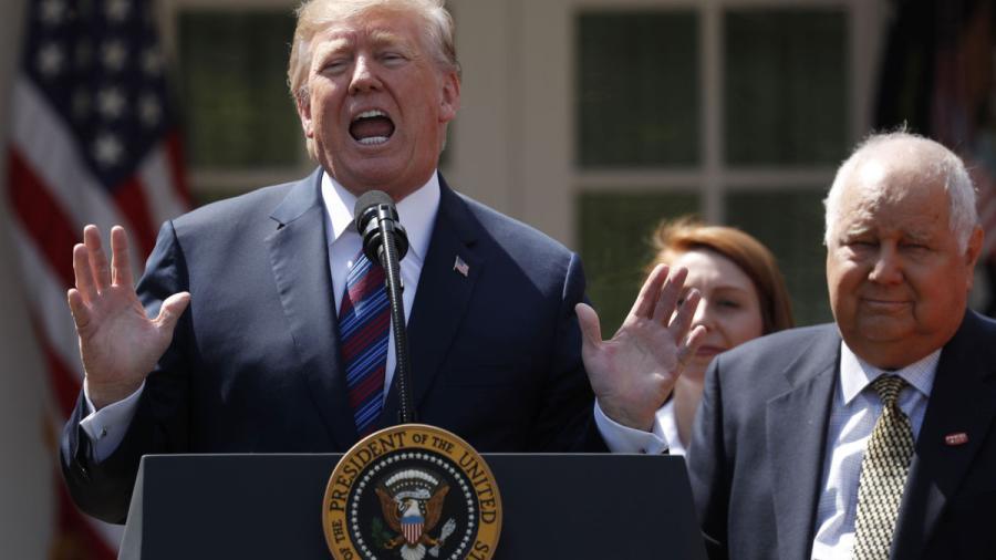 ¡Fue un gran honor despedir a Comey!: Trump