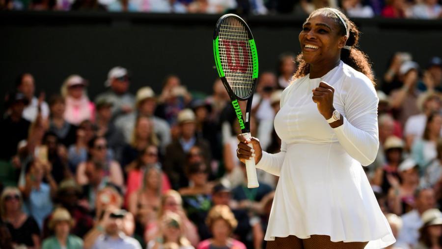 ¡Serena va por un histórico título en Wimbledon!