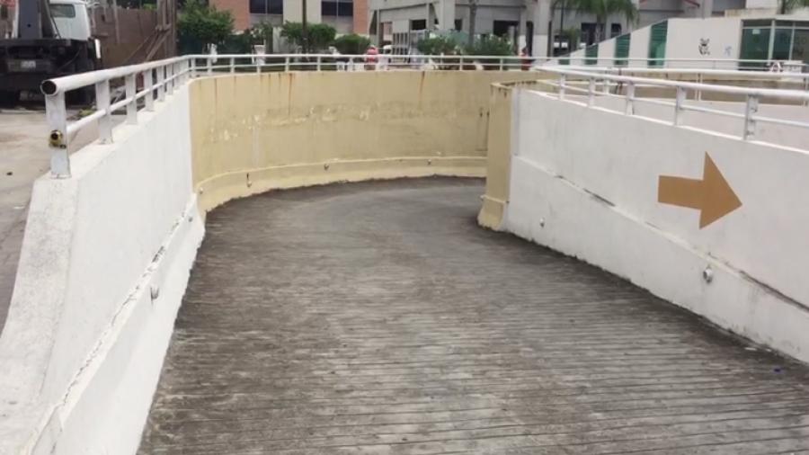 Reactivan el estacionamiento de la plaza Isauro Alfaro de Madero