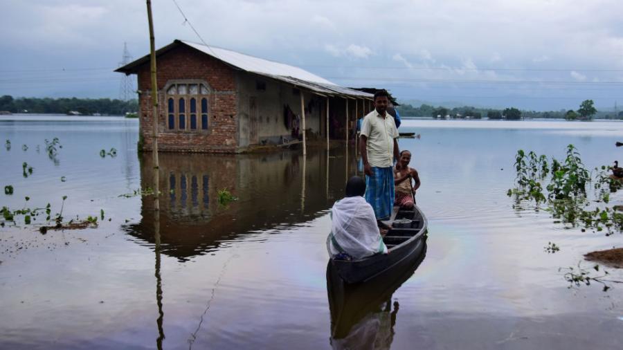 Inundaciones en India, Nepal y Bangladesh provocan la muerte de 200 personas