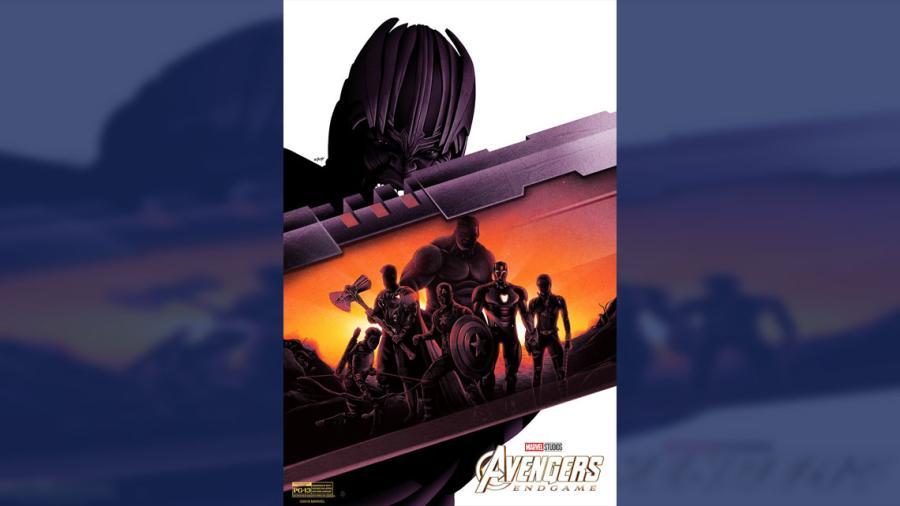 "Nuevo póster de ""Avengers: Endgame"""
