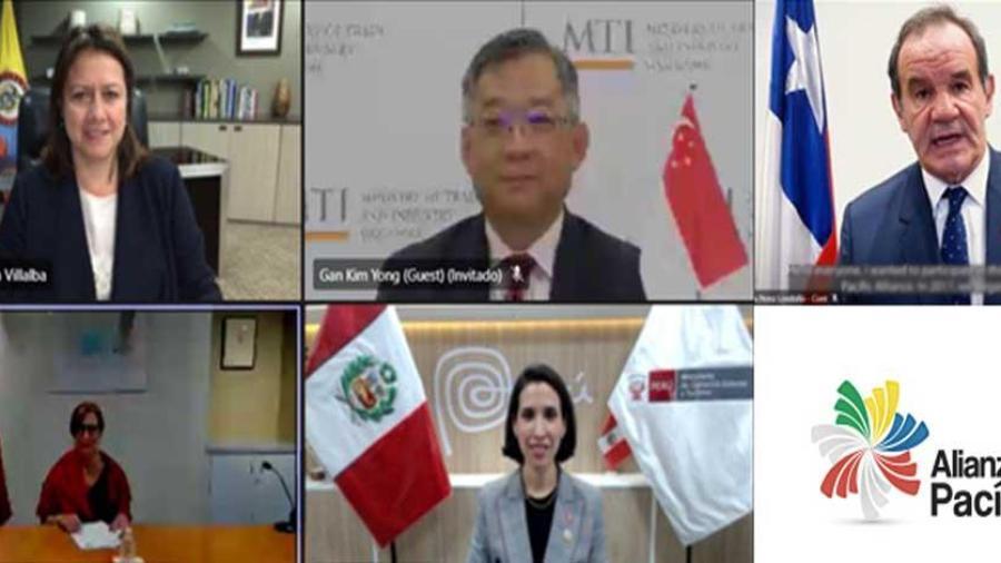 Singapur es el primer 'Estado Asociado' de la Alianza del Pacífico