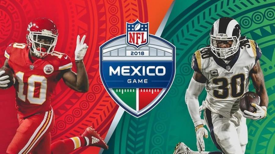 ¡Abusados! Ya inició la preventa para el juego de la NFL en México