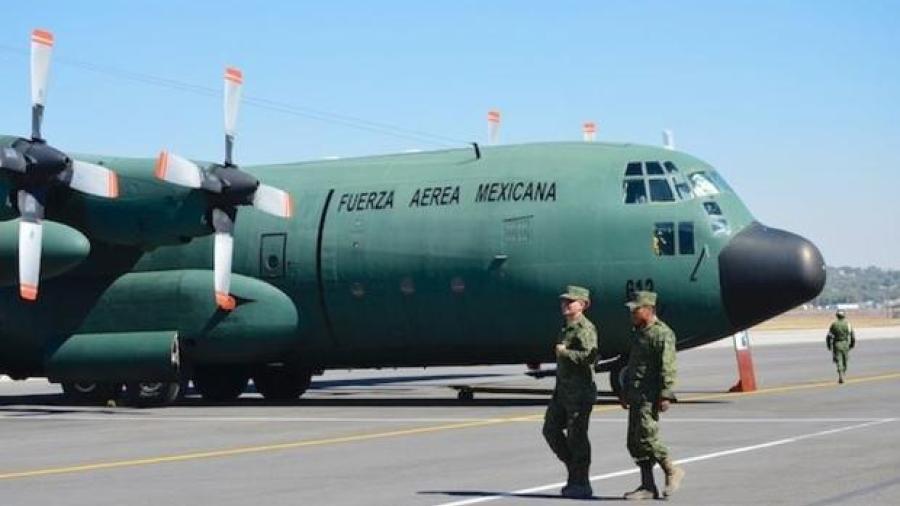 Traerá Fuerza Aérea a mexicanos varados en Argentina