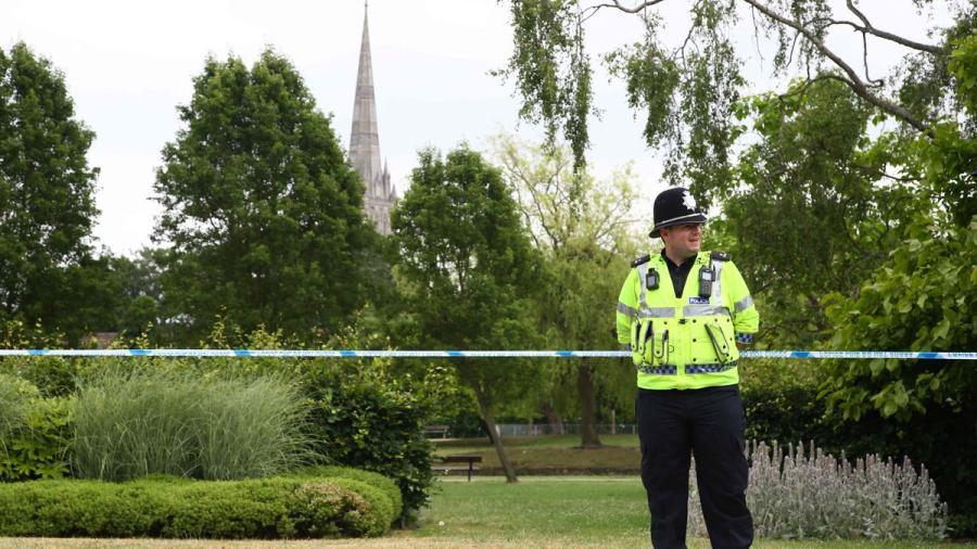 Policía británica confirma envenenamiento de una pareja con agente nervioso