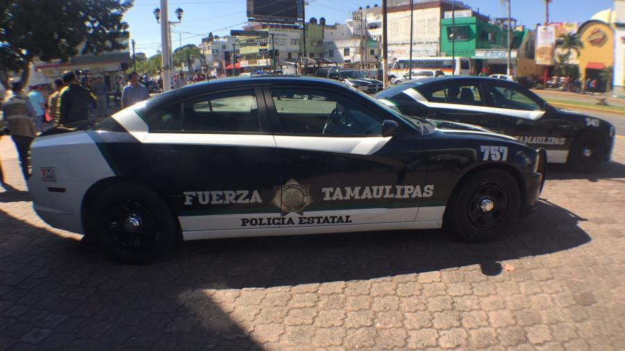 Entregan Madero a Fuerza Tamaulipas dos patrullas usadas