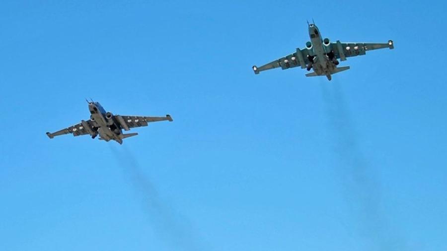 Ataque aéreo ruso deja al menos 10 muertos en Siria