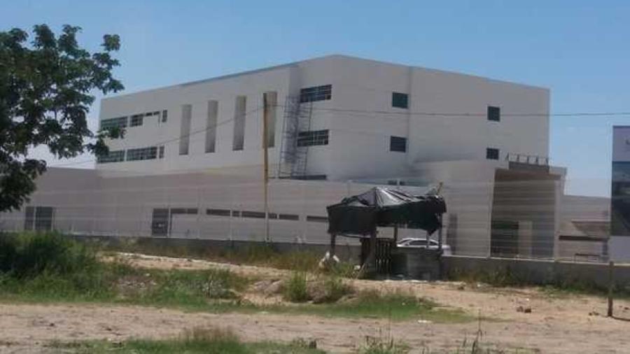 Nuevo Hospital Civil de Cd. Madero ya cuenta con constructora
