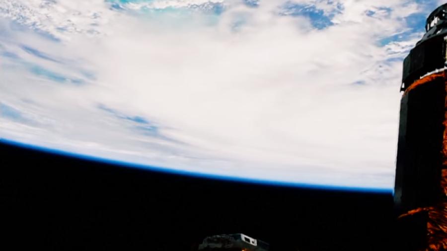 """Así luce el huracán """"Michael"""" desde el espacio"""