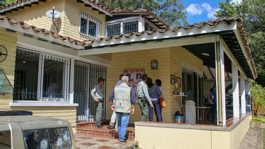 """Clausuran en Medellín """"casa-museo"""" de Pablo Escobar"""