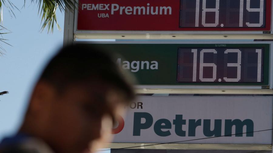 Avanza regularización de abasto de gasolinas: Pemex