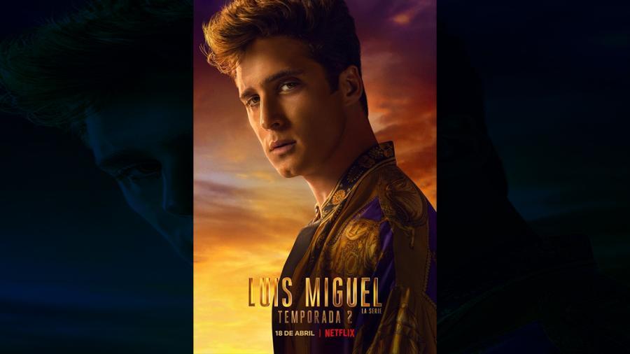"""Revelan el tráiler de la segunda temporada de """"Luis Miguel, la serie"""""""