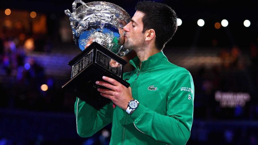 Djokovic, acercándose al histórico de Roger Federer