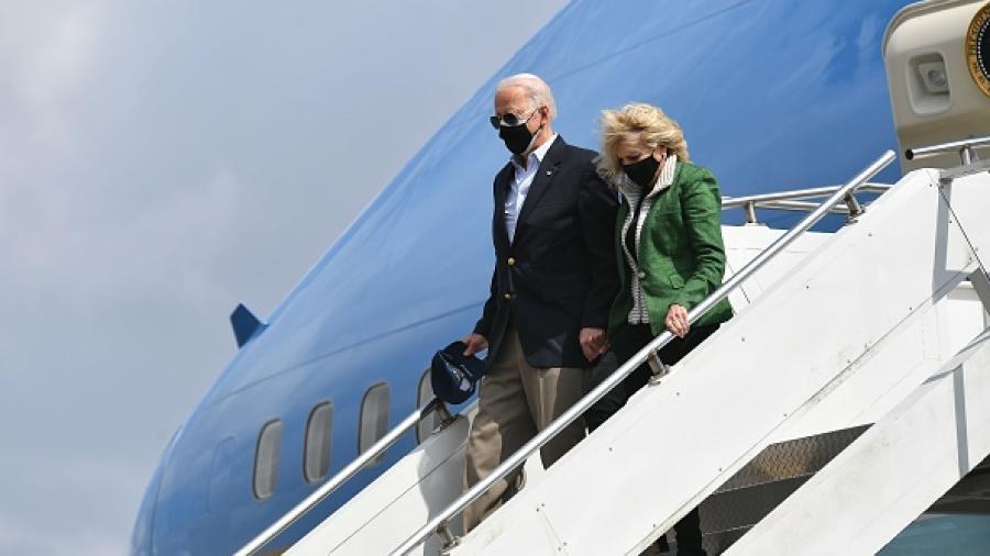 Joe Biden llega a Texas para evaluar la situación tras las históricas nevadas