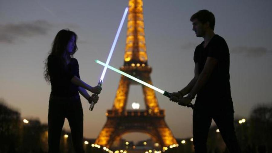 Francia incluye el duelo con sables de luz como deporte oficial