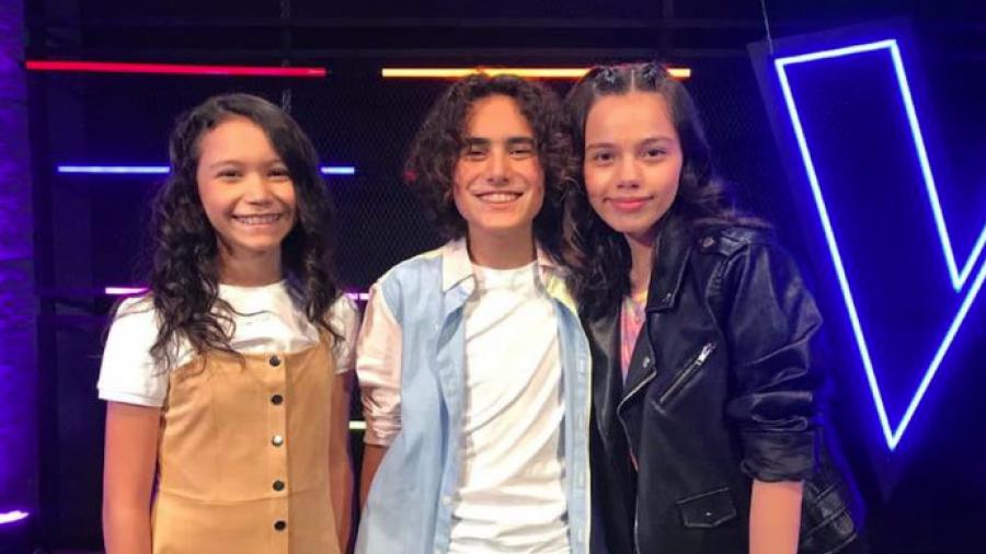 Conquista victorense las batallas de 'La Voz Kids 2021'; avanza a las semifinales