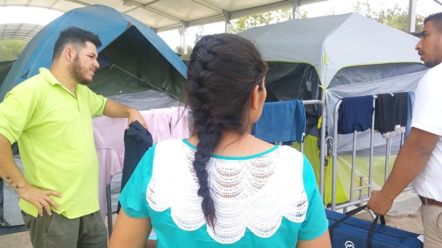 Mienten autoridades, no tenemos permisos para trabajar: Migrantes Hondureñas