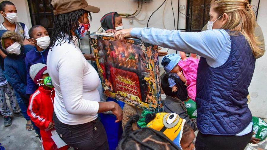 DIF Reynosa atiende peticiones de las familias