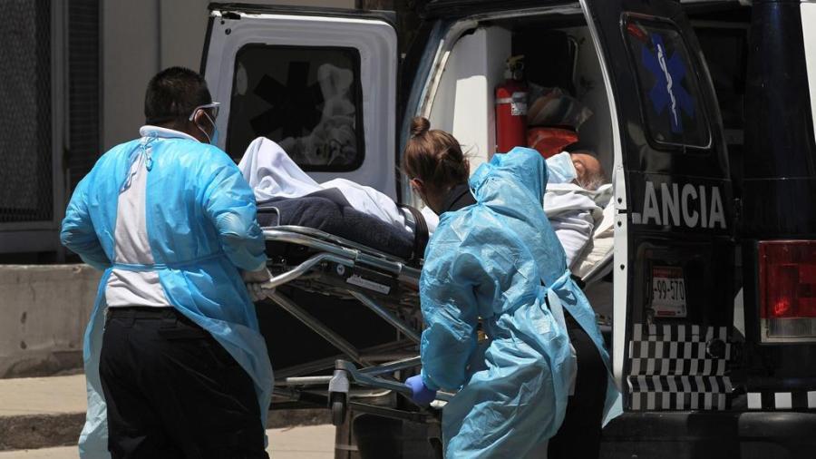 Confirman en Guanajuato la primera muerte por variante brasileña de Covid-19