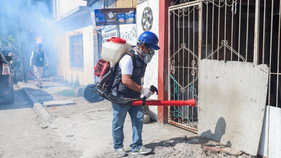 Alerta alcalde de Nuevo Laredo a ciudadanía ante casos de dengue