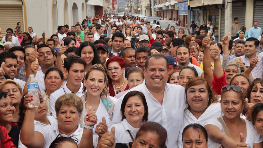 Primera Semana de campaña cercano a la gente: Almaraz