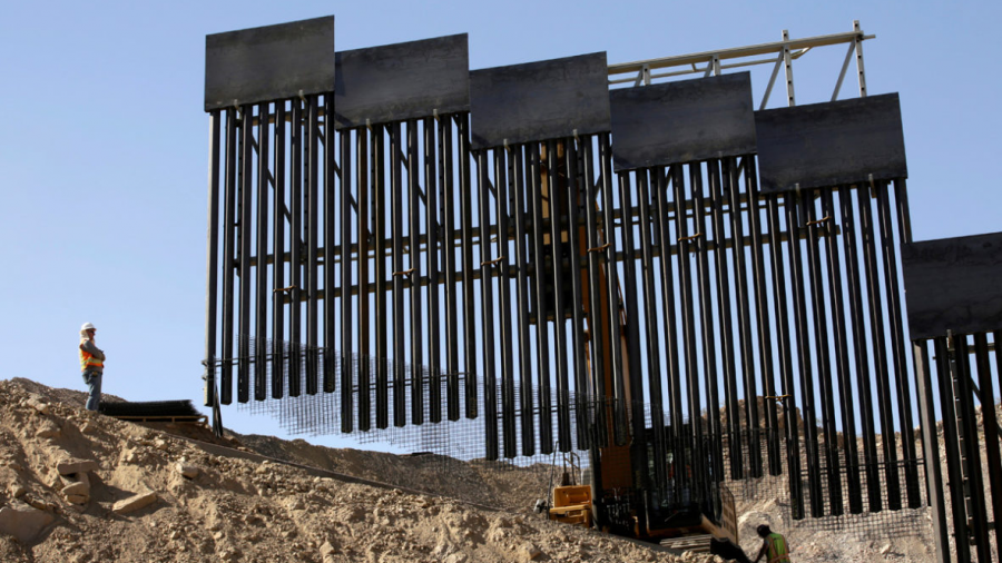 Pentágono desviará más de 3 mdd para construcción del muro
