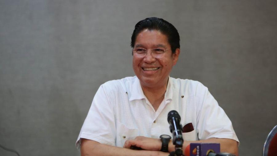 Rodolfo González Valderrama levanta la mano para la gubernatura de Tamaulipas