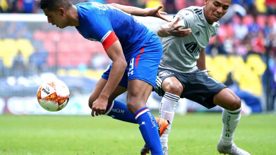 Cruz Azul sigue invicto pero regala un empate