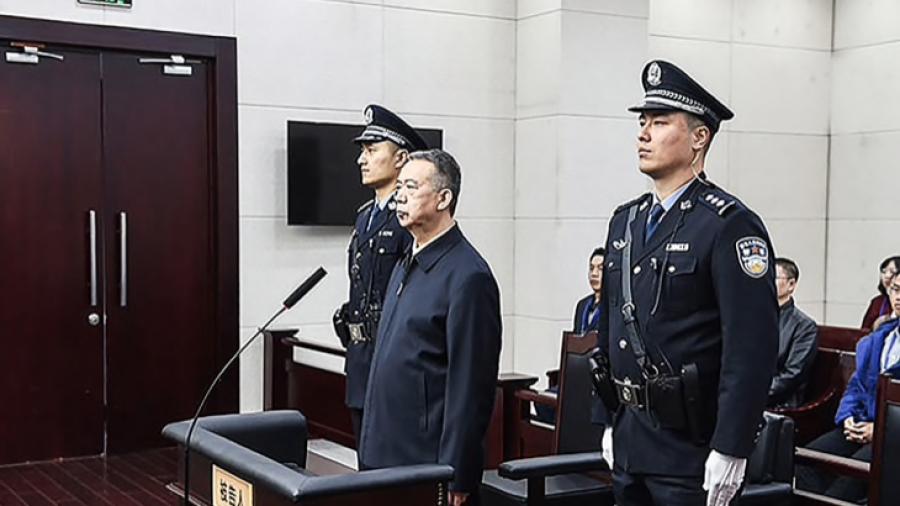 Sentencian a exjefe de la Interpol a más de 13 años de prisión en China