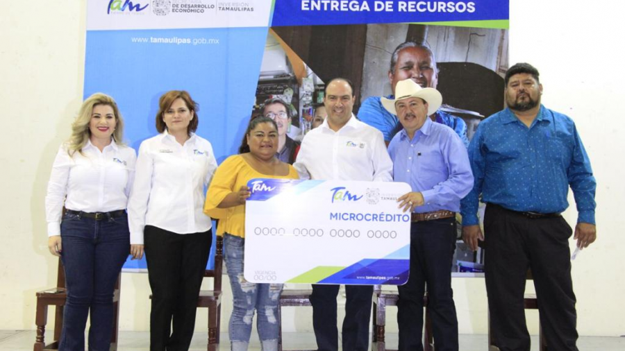 Realiza Inversión Tamaulipas entrega de recursos en San Fernando