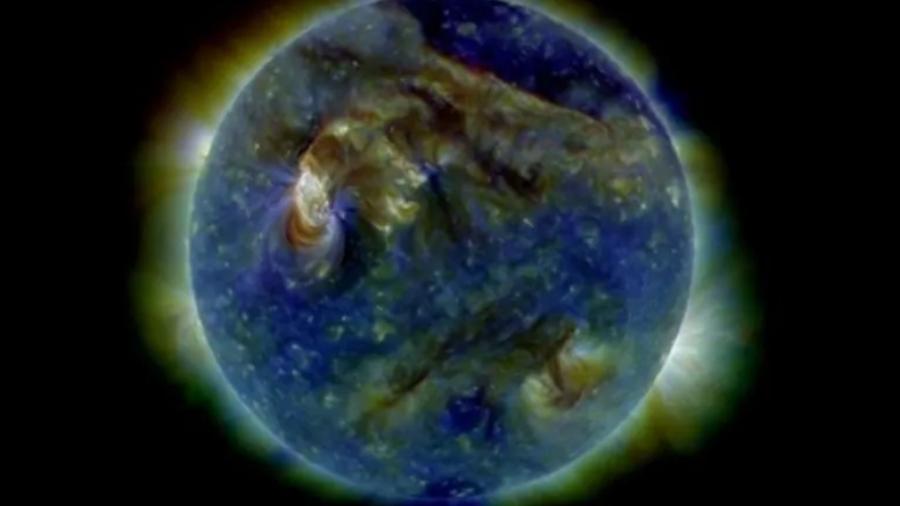 Encuentran nueva fuente del campo magnético de la Tierra