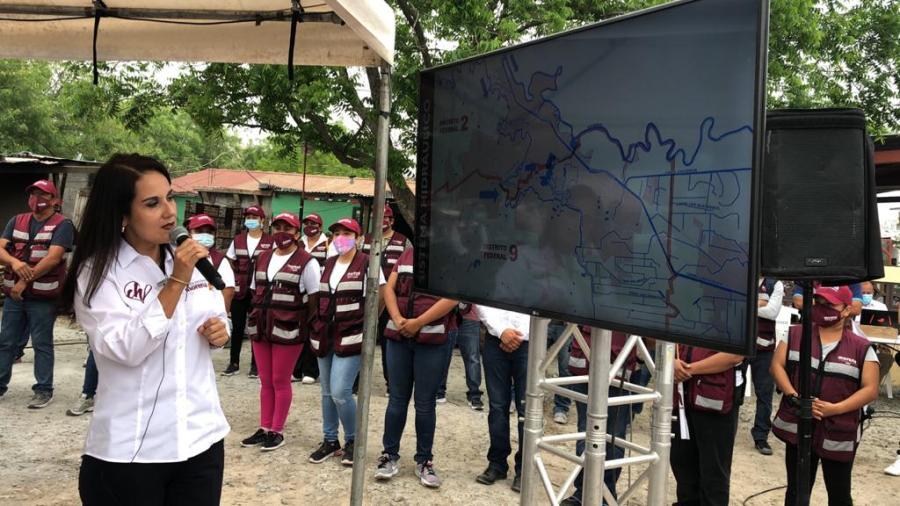 Propone Claudia Hernández Proyecto Integral de Drenaje Pluvial