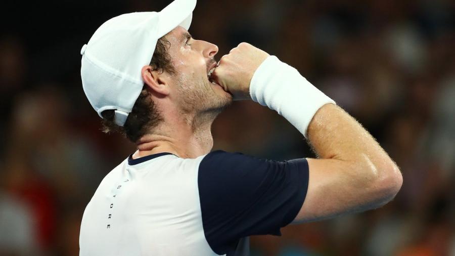 Bautista elimina a Murray en un dramático partido en el Abierto de Australia