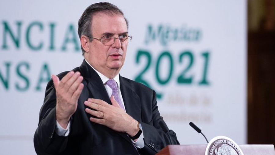 Confirma Marcelo Ebrard que buscará ser el candidato de Morena para la presidencia en  2024