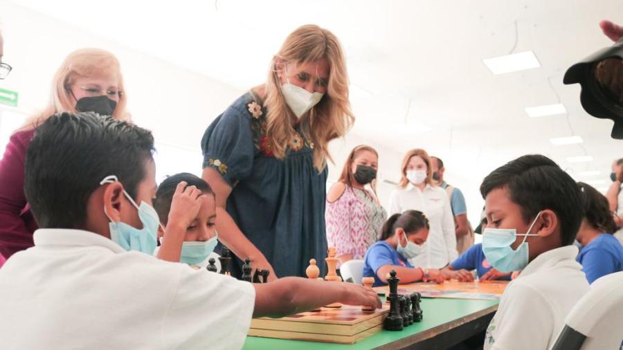 Inauguró Maki Ortiz complejo asistencial de más de 109 MDP