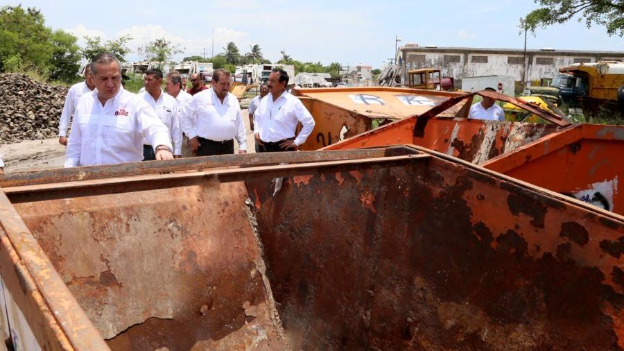 Construye Oseguera un Madero más eficiente y limpio