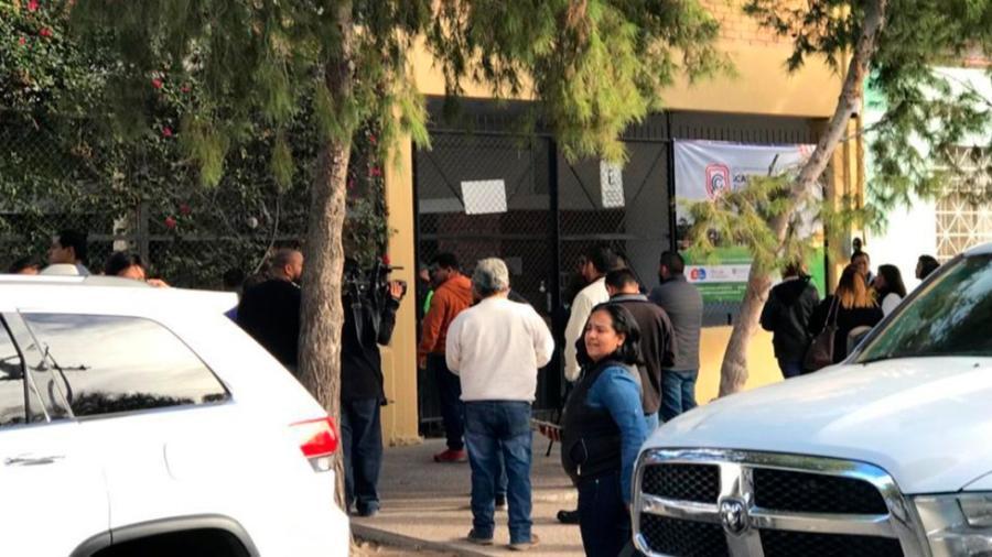 Revela FGE que arma usada en el colegio de Torreón era de su abuelo