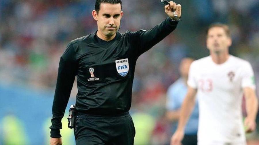 César Ramos es designado para dirigir Necaxa-Cruz Azul