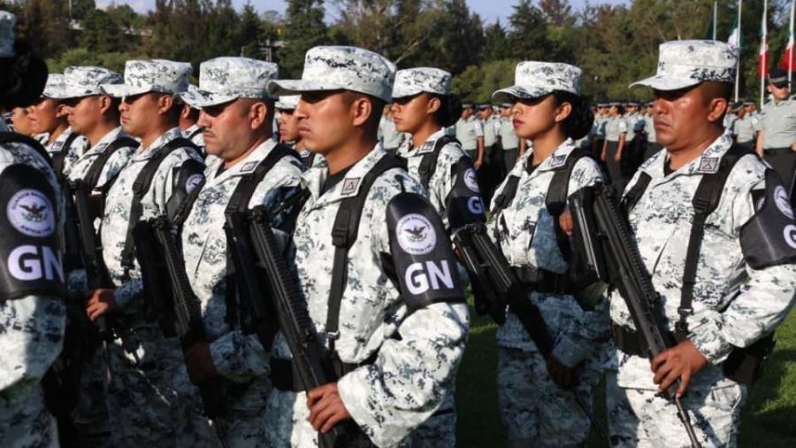 Guardia Nacional se apoyará en SEDENA para trabajar en Tamaulipas